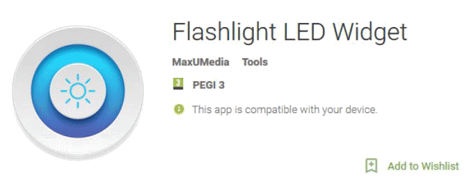 A Malicious Flashlight App Steal Data: It's Could Be Your Personal or Banking Data