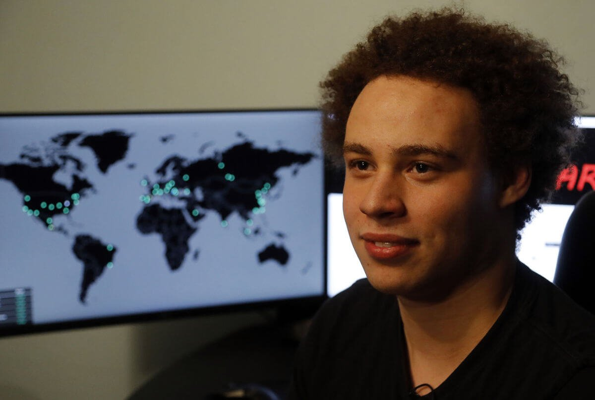 Meet Marcus Hutchins Who Saved The World From The WannaCry Ransomware For Just $10