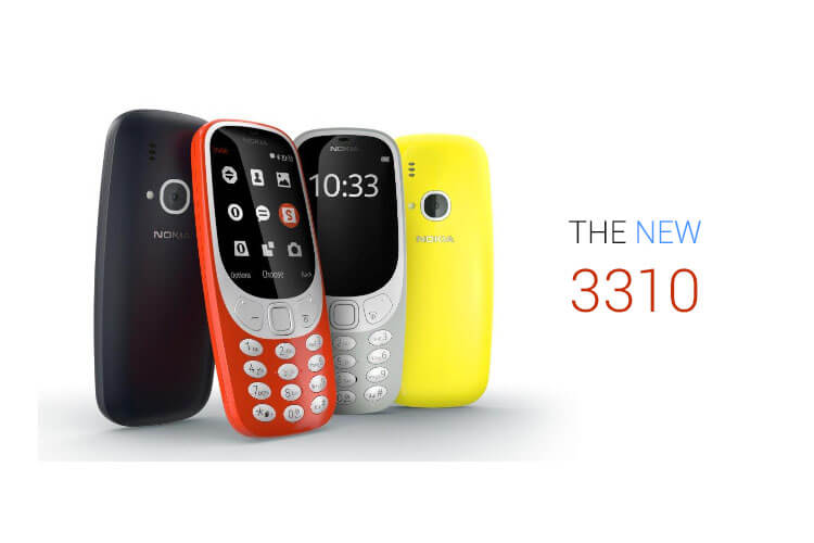 Nokia 3310 Will Be Available For UK, Belgium, Germany, and Netherlands Shortly