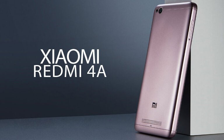 Xiaomi Redmi 4A Smartphone Images, Specifications, And Features