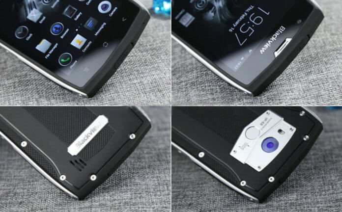 Blackview BV7000 Pro 4G Smartphone Features, Specs And Images