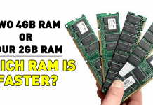 Faster RAM? Two 4GB Sticks of RAM OR Four 2GB Sticks of RAM?