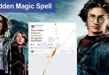 What Is Facebook Hidden Harry Potter Trick Trending