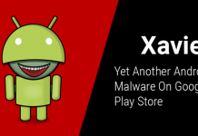 Xavier Malware Another Malicious Malware Found In Google Play Store