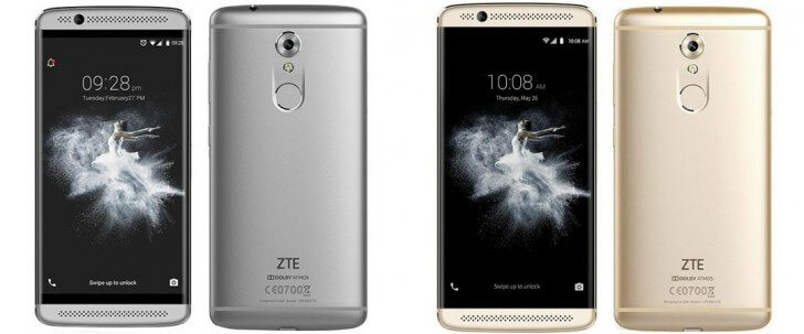 ZTE AXON 7 Mini 4G Smartphone Features, Specifications And Images