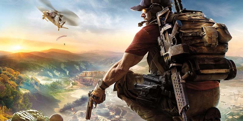Ghost Recon Wildlands Update A Part of Call Of Duty WW2