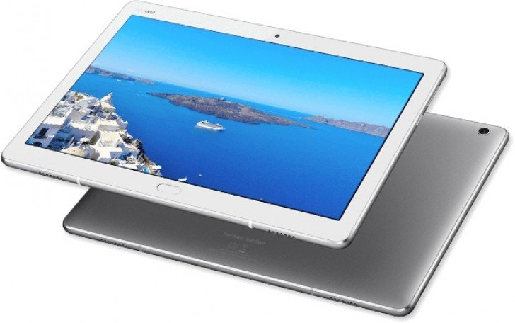 Huawei M3 A Budget Tablet With Fingerprint Recognition And 4GB RAM