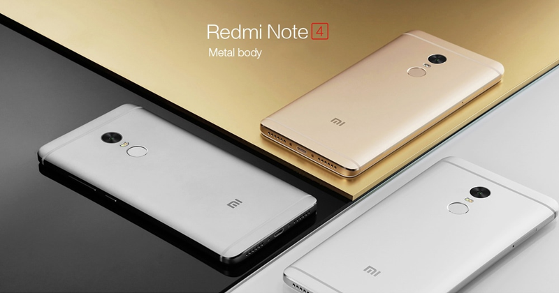Review And Discount For Xiaomi Redmi Note 4