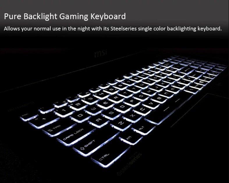 Gaming Laptop MSI GL62M 7REX - i7 GTX1050 Ti GDDR5, 8GB RAM