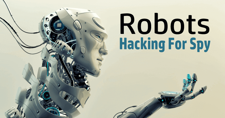 Hackers Can Use Branded Robots To Spy On Your Family