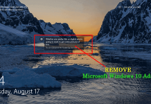 How To Remove Annoying Microsoft Windows 10 Lock Screen Ads