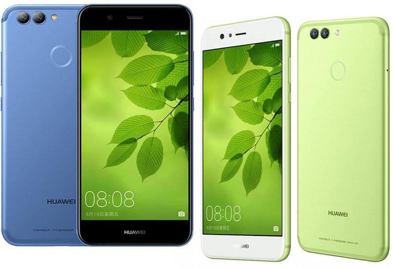 Huawei Nova 2 in Different Color - HUAWEI Nova 2 Price