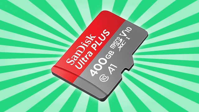 World's Highest Capacity MicroSD Card SanDisk Ultra 400GB Is Here