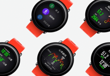Xiaomi Huami Smartwatch With Sport Feature Technology