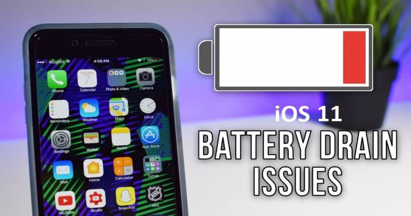 Apple iOS 11 Has Started Causing Problems In iPhones And iPads