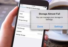 iPhone Storage Full? Free up Space On iPhone iOS 11 Using iCloud