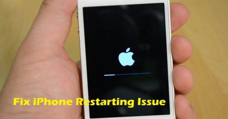 How To Solve iPhone Automatic Restart Problem For Free