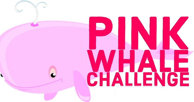 Is Pink Whale Challenge A Cheerful Option To Blue Whale Challenge