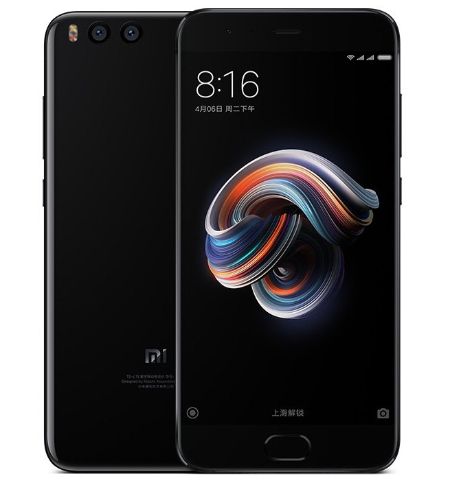 Latest Xiaomi Mi Note 3 4G Phablet With 64GB ROM