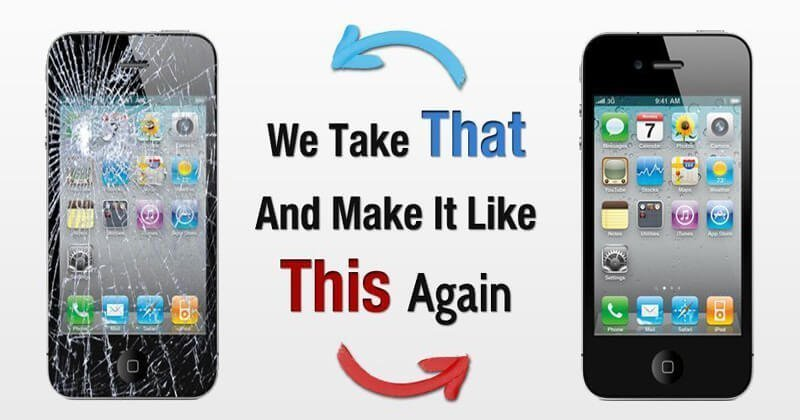 Lets Know How To Fix Your Broken iPhone Screen