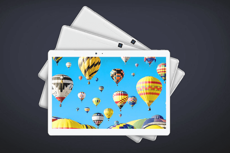 Telecast Master T10 Tablet With 10-inch Display And Fingerprint Sensor