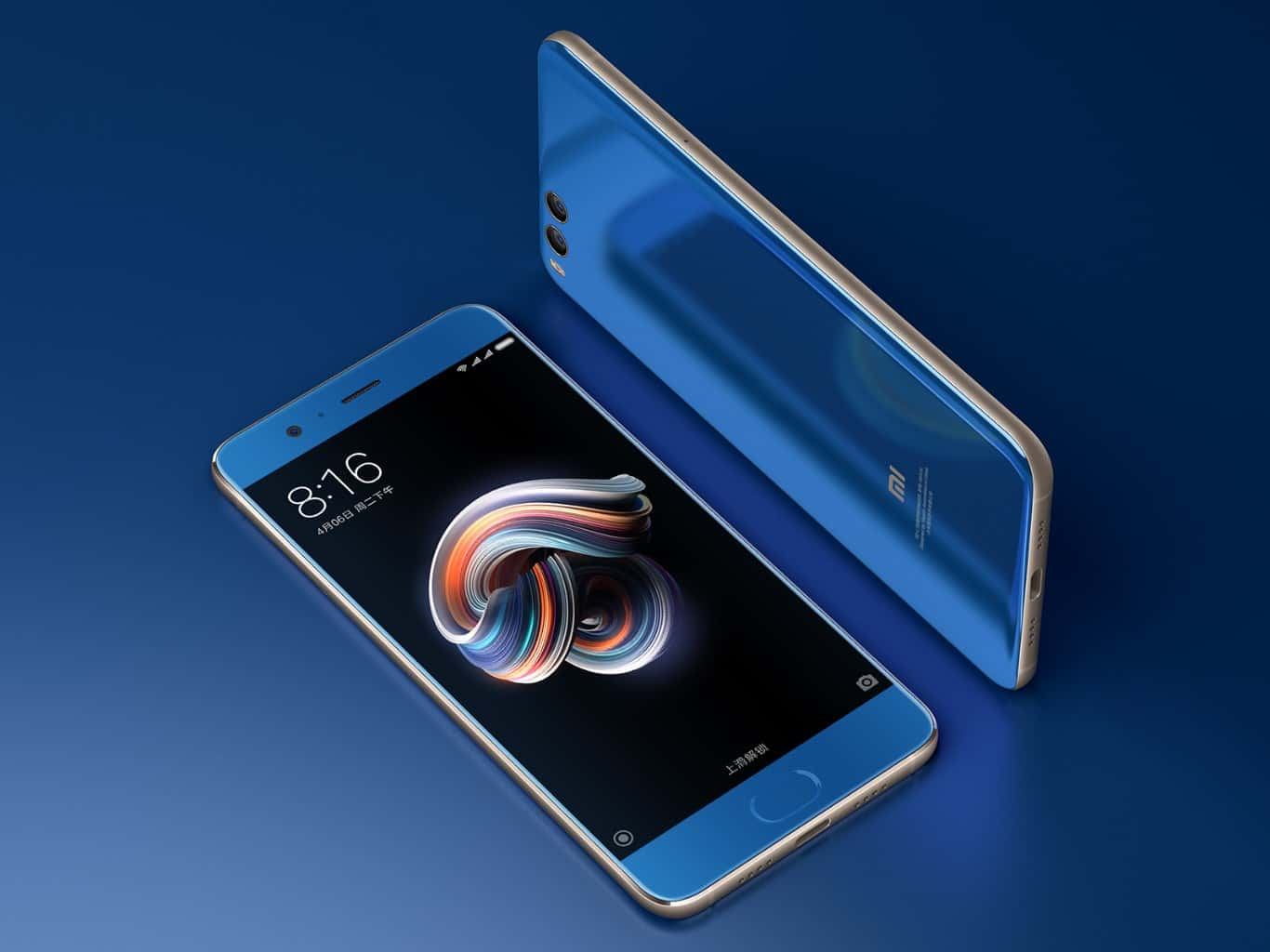 Xiaomi Mi Note 3 4G Phablet Comes With 16 MP Selfie Camera