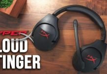 Amazing Kingston HyperX Cloud Stinger PC Gaming Headset Features