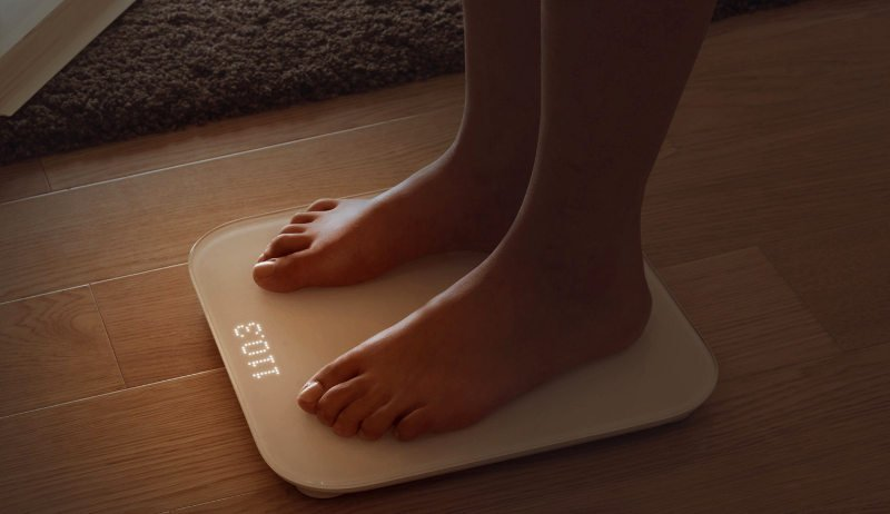 Best Xiaomi Bluetooth 4.0 Smart Digital LED Weight Scale
