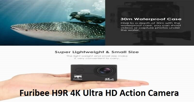Here Is The Amazing Furibee H9R 4K Ultra HD Action Camera