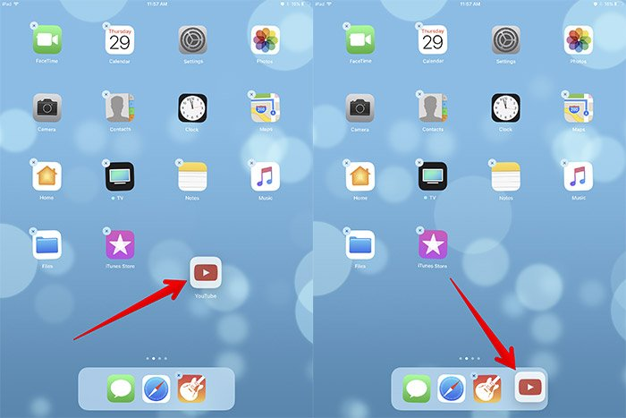 How to Hide Recent Apps From The iPad Dock In iOS 11