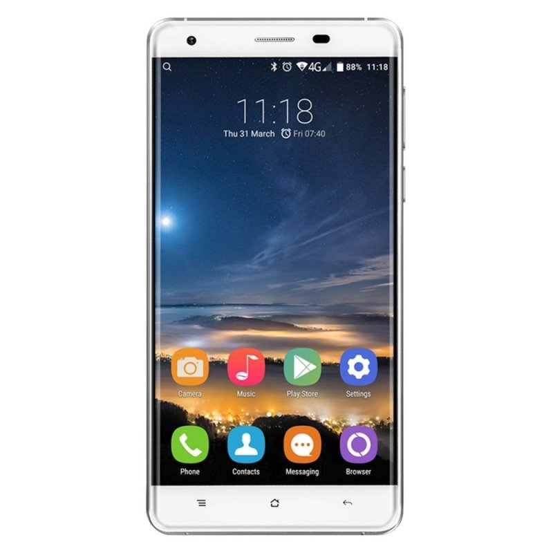 Oukitel K3 4G Phablet Comes With 6000 mAh Battery