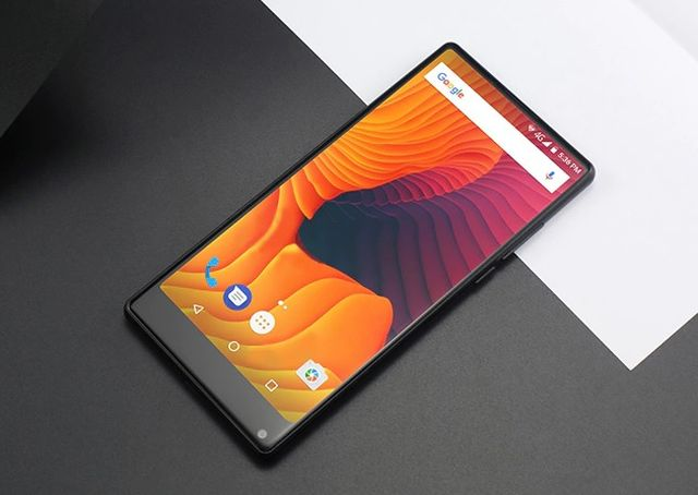 Vernee Mix 2 4G Phablet Comes With 4GB Of RAM