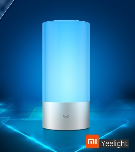 Xiaomi Yeelight Bedside Lamp Features Bluetooth And WiFi Control