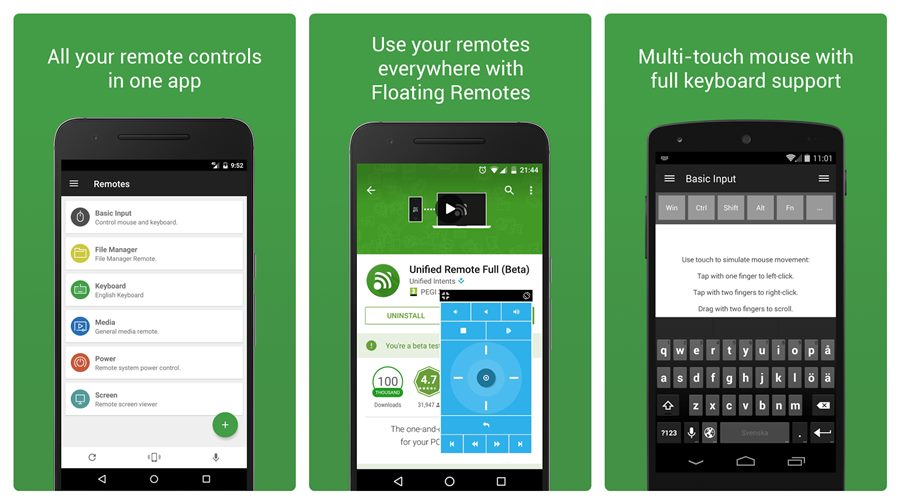 10 Best Apps To Control PC From Android Smartphone