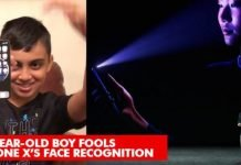 10 Year Old Boy Unlocked iPhone X With His Face ID