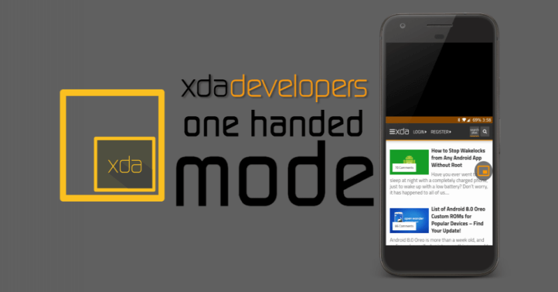 How To Enable One-Handed Mode On Any Android Device