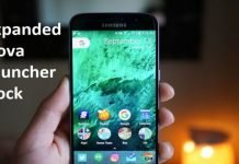 How to Add Any Widget to Expanded Nova Launcher Dock