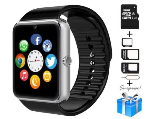List Of Top 10 Best Smartwatch Under $50 To Buy in 2018