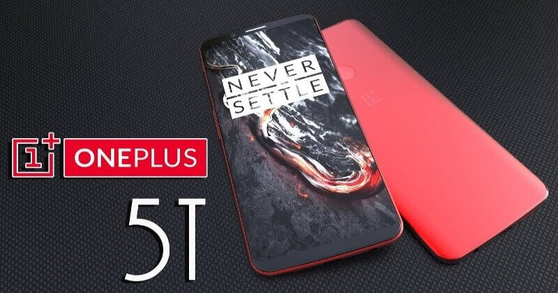 OnePlus 5T Smartphone Will Be Revealed On November 16 This Year