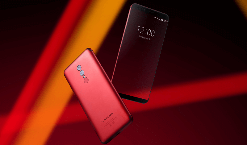 Umidigi S2 4G Phablet Available In Attractive Red Color Variant