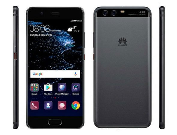The Fabulous HUAWEI P10 Plus 4G Phablet with 5.5-inch Display