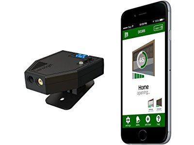 Whole New Garadget Which Controls Your Garage Door Remotely