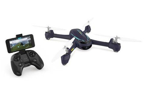The New Hubsan H216A X4 DESIRE PRO RC Drone Camera