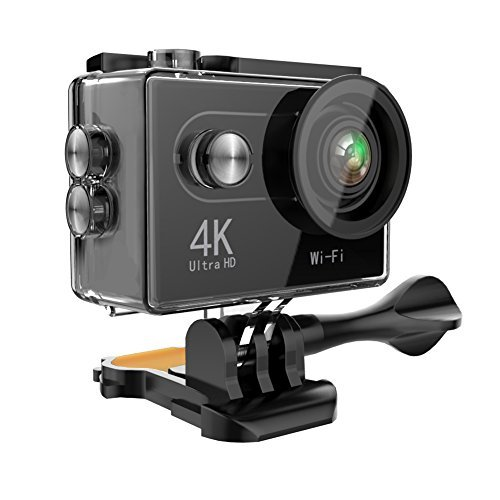Top 10 Best 4K Action Camera in 2018 For Sports And Fun