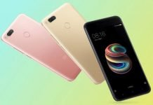 Here Comes Xiaomi Mi 5X 4G Phablet English and Chinese Version