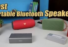 List of 10 Best Portable Bluetooth Speakers For Outdoor Activity