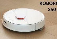ROBOROCK S50 Smart Robot Vacuum Cleaner Second-Generation