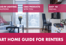 List Of Smart Home Gadgets Can Be Used In Rented Apartment