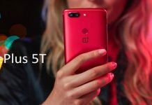 The Beautiful OnePlus 5T 4G Phablet International Version