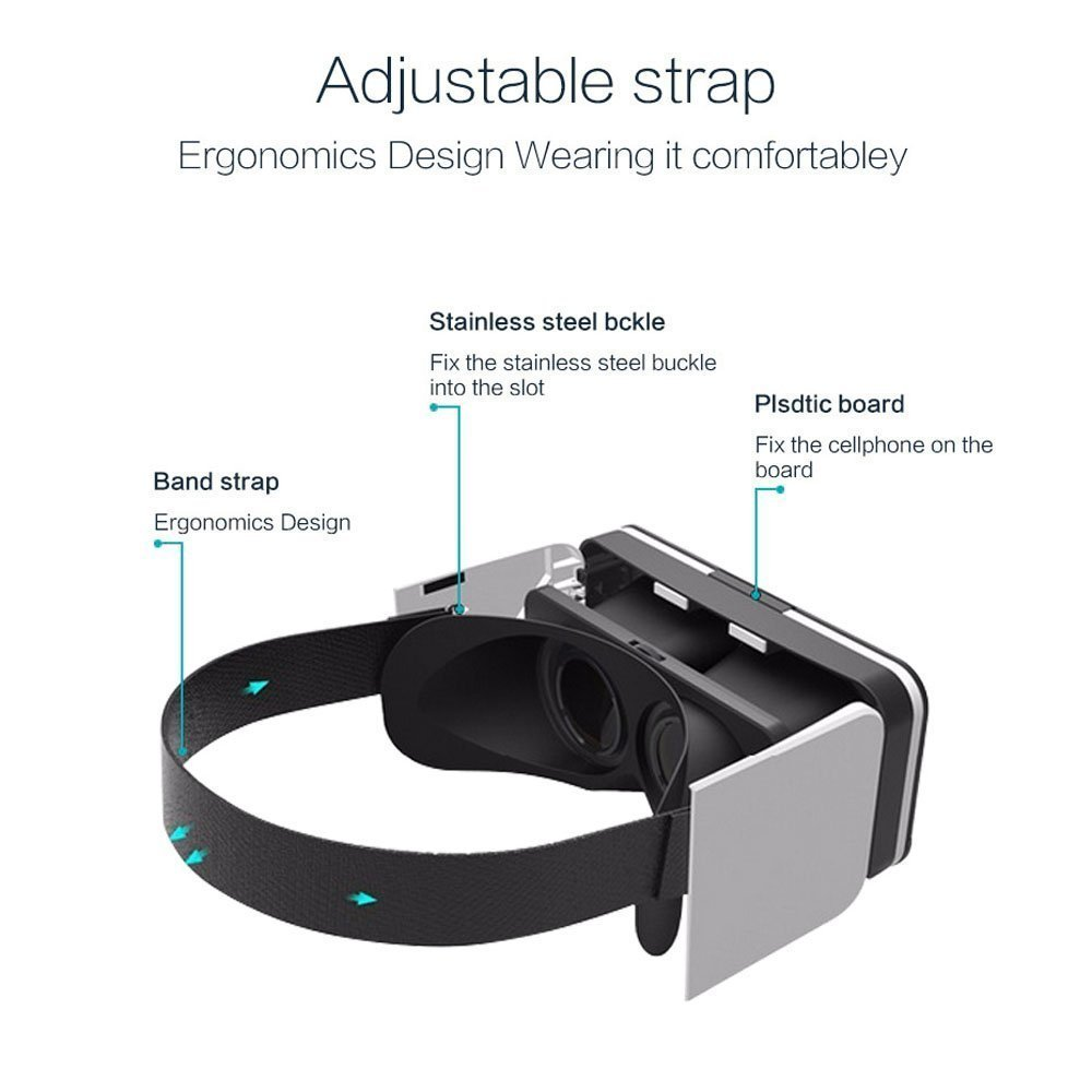 Affordable YFang 3D VR Headset Full Review With Pros And Cons